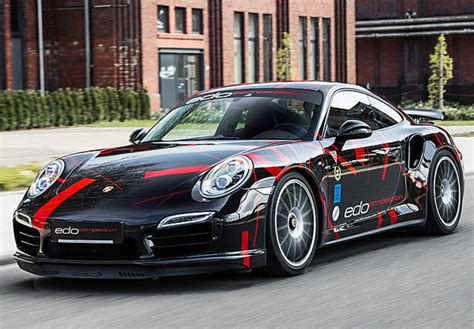Porsche 991 Power Kit porsche 911 turbo s 991 power kit by edo