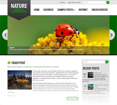 wordpress themes video free download 20 best free responsive wordpress themes 2013 with premium