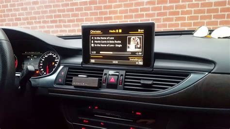 Audi A6 C7 Mmi by Apple Carplay To Suit Audi A6 C7 Series 2012 To 2017 3g