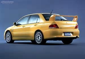 Mitsubishi Lancer Vii Mitsubishi Lancer Evolution Vii Specs 2000 2001 2002