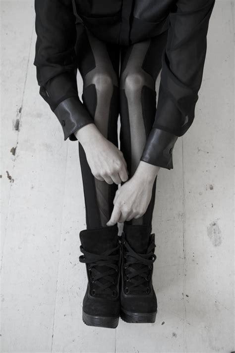 Sale L 988 Transparent Tile Dress romwe transparent cross black the