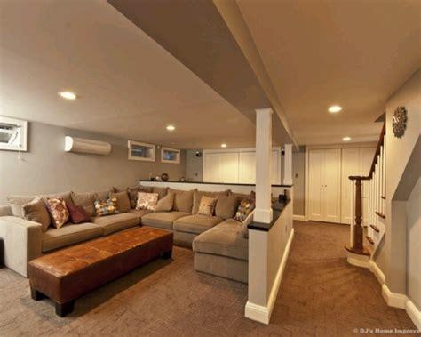 paint colors basement low ceiling