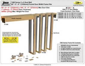 johnson hardware 1560 pocket door frame jhusa net