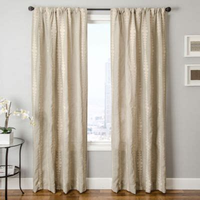 jcpenney clearance curtains shiloh rod pocket curtain panel