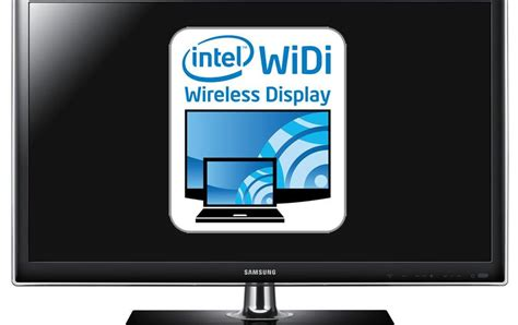 Home Theater Samsung Di Carefour samsung tvs to add intel widi for wireless from