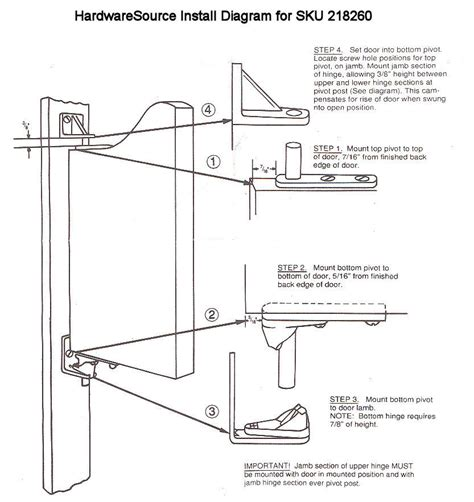 swinging door hinge installation cafe door hardware cafe door pivots cafe door