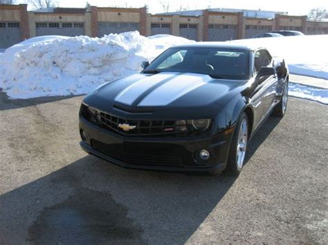 2010 camaro 2ss rs package 2010 chevy camaro 2ss rs package