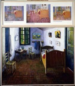 Bedroom At Arles Medium Works George Deem