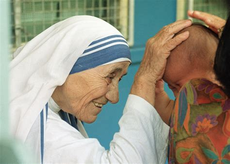 is theresa caparis mother still living international day of charity honors mother teresa urges