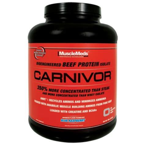 Suplemen Carnivor Musclemeds Carnivor Jual Suplemen Carnivor Beef Protein