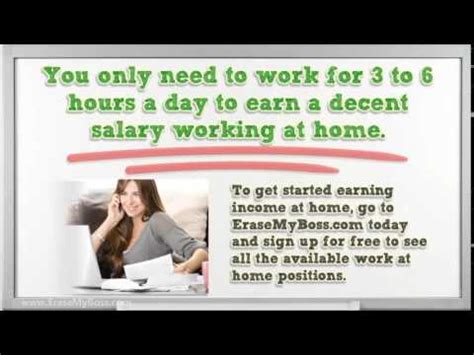 no fee work at home customer service and