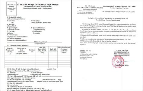 Sle Letter For Visa On Arrival How To Get Your Tourist Visa 187 A Guide For