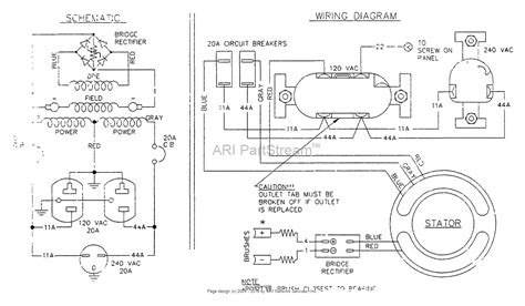 ac generator wiring diagram single phase ac generator pdf