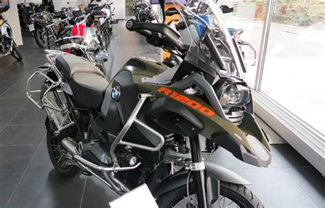 Bmw Motorrad Händler Liste by Bmw R1200 Gs Adventure 2014 Blindschleiche Ch