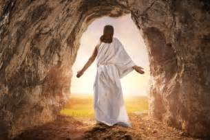 The resurrection of jesus christ small frog getty images