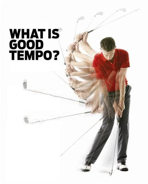 golf swing tempo how to create tempo swingstation