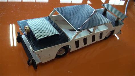 como hacer un carro de c 243 mo como aser un carro facil de aser como hacer un coche