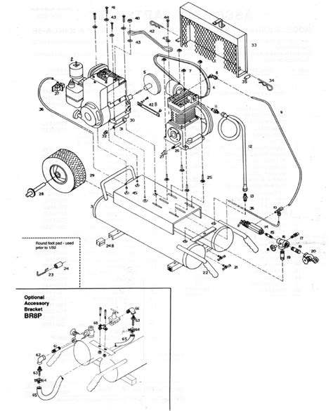 air compressor unloader valve drawing wiring diagrams