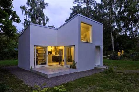 simple cube house design images
