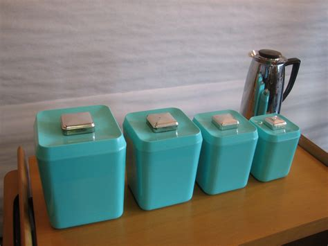 turquoise kitchen canisters home design decorating ideas