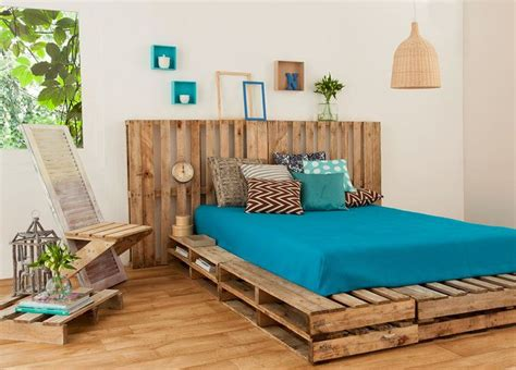 recycled bedroom ideas top 62 recycled pallet bed frames diy pallet collection