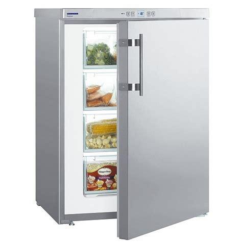 destockage congelateur armoire cong 233 lateur armoire 104l a 60cm inox liebherr r 233 f gpesf1476