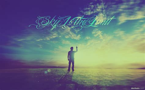 Sky Is The Limit by Skies The Limit Quotes Quotesgram