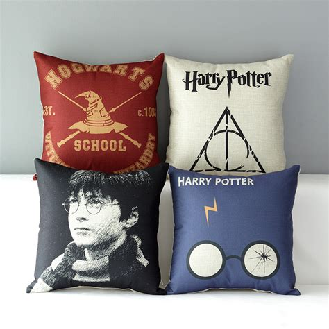 Harry Potter Pillow Cases by Aliexpress Buy Harry Potter Pillow Cover Harry