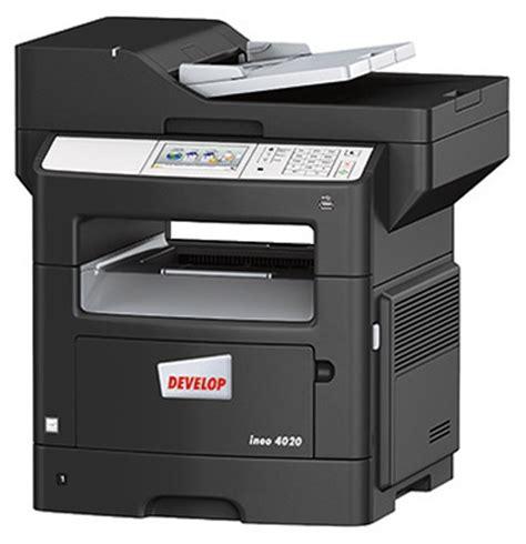 Printer Laser Develop Develop Ineo 4020 Printer Scanner Copier Fax Monochrome 1200x1200 Dpi 40 Pages Min B W A4
