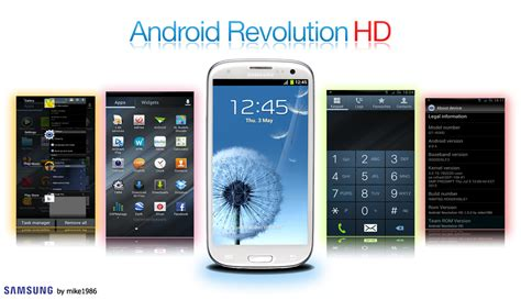 rom android rom android revolution hd 53 0 high qu samsung galaxy s iii i9300 i9305
