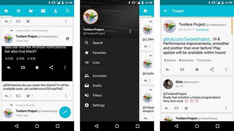 twittet apk 7 aplicaciones para android gratis webgenio