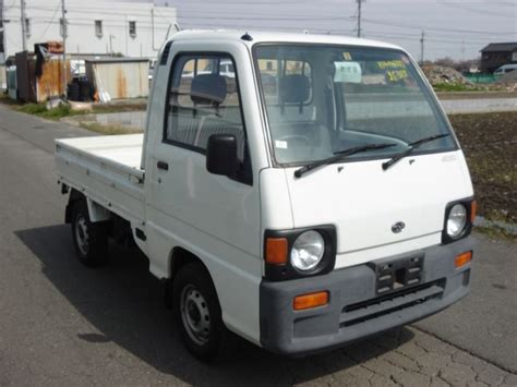 subaru sambar truck engine subaru sambar truck 1991 used for sale
