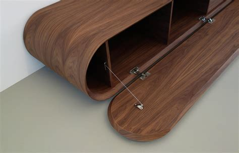 notenhout tv meubel modern tv meubel van notenhout inspiraties showhome nl