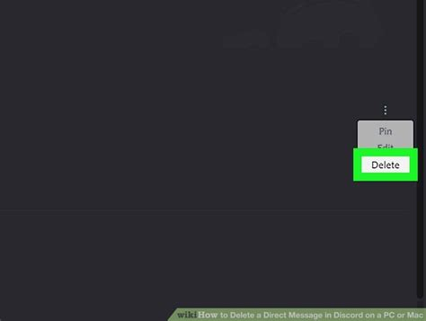 discord delete account how to delete a direct message in discord on a pc or mac