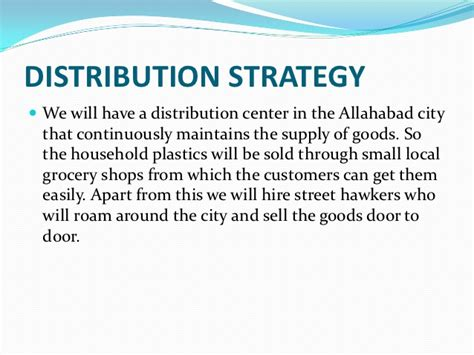 distributor business plan template distribution strategy for business plan drureport813 web