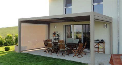 veranda bois en kit 846 moche 224 ne pas faire pergola bioclimatique 224 lames