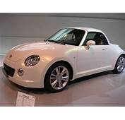 Home Car Collections Daihatsu Copen