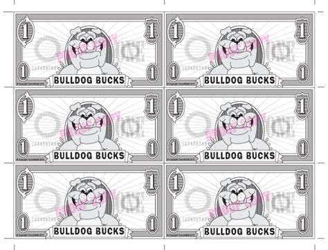 Bulldog Mascot Mascot Junction Kid Friendly Mascots Pbis Bucks Template
