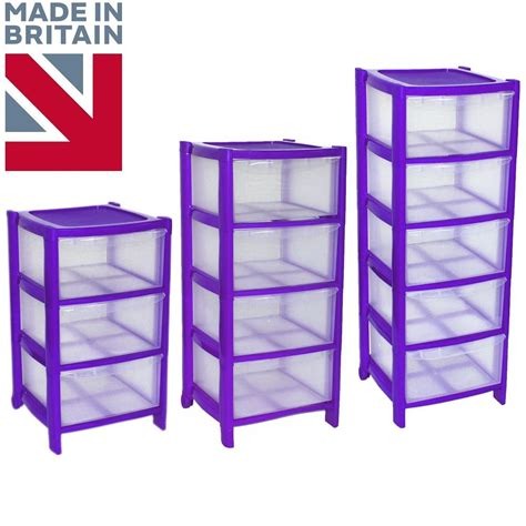 Storage Units With Drawers On Wheels Purple Drawer Plastic Tower Storage Drawers Chest Unit