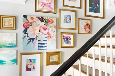 art on walls gallery wall design ideas