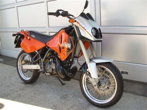 Ktm Sting Review Of Ktm Sting 125 1999 Pictures Live Photos