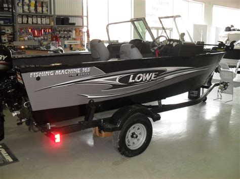 used lowe boats for sale in ontario photo 3 of 9