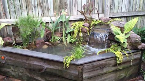 water garden ideas tiny backyard pond water gardens maryland water garden