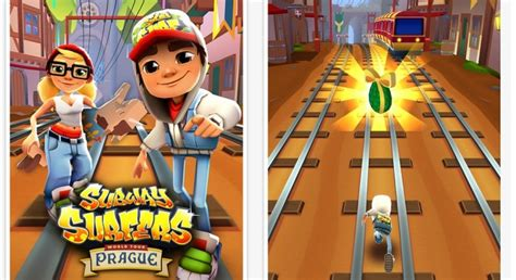 subway surfers modded apk subway surfers prague 1 52 0 mod apk unlimited coins and thunderztech