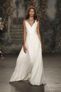 Grecian Draped Dress Recent Bridal Dresses 2016 2015 Wedding Gowns