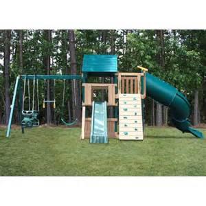 Plastic Slide For Treehouse - plastic coated swing sets swing set information