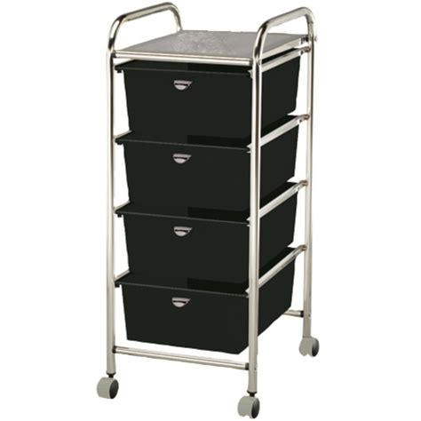 metal utility cart with drawers utility cart with 4 drawers metal frame d26