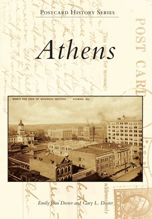 school of athens books athens by emily jean doster and gary l doster arcadia