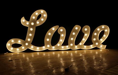 marquee letters marquee letters letters with lights