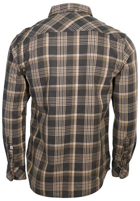Quiksilver Tang Titan Flannel quiksilver s tang plaid flannel shirt ebay